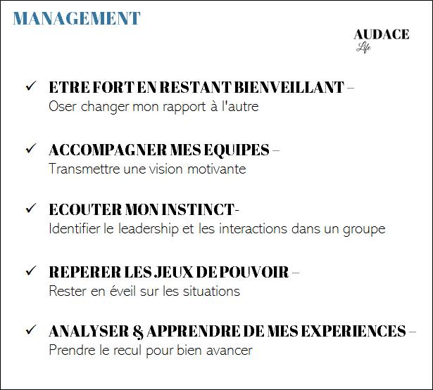 Thématique : Management